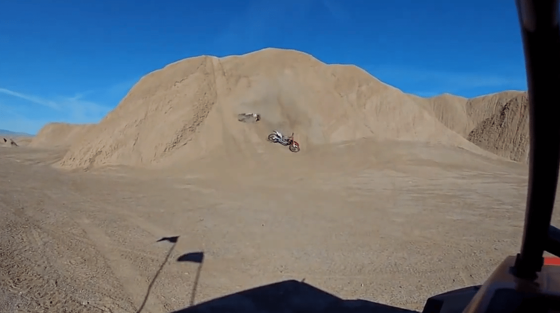 Terrifying and Hilarious Dirtbike Crashes