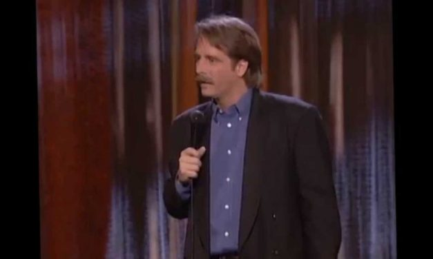 Jeff Foxworthy – Totally Committed