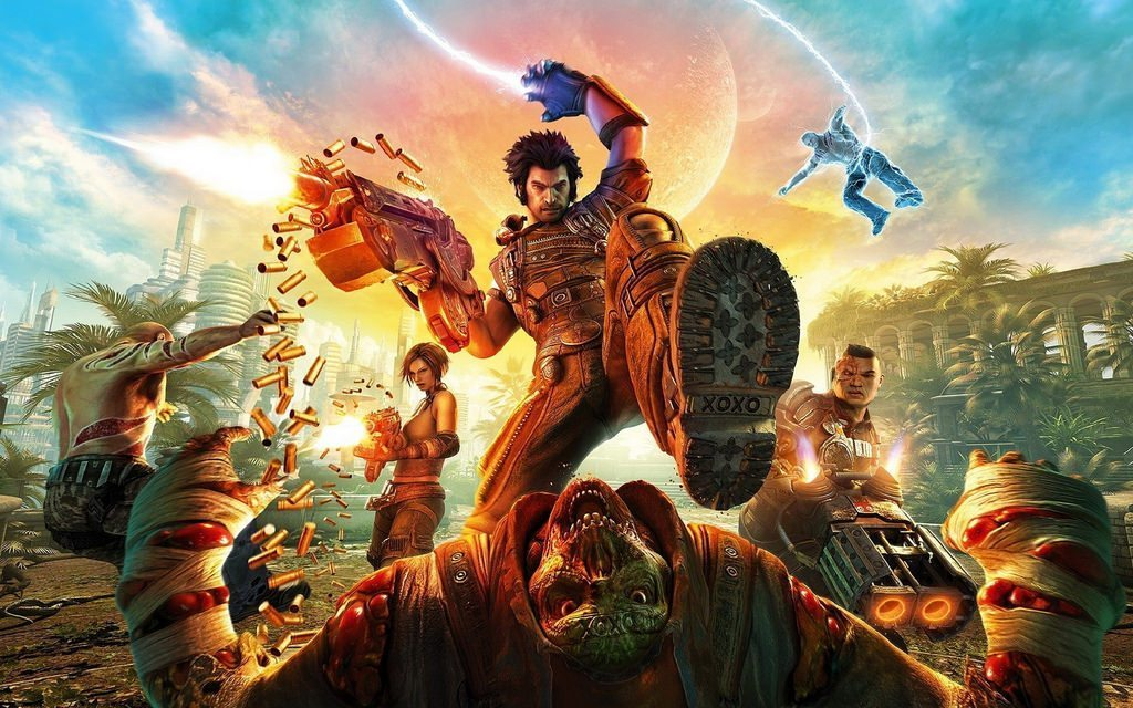 bulletstorm heads to ps4, xbox one, and pc - video god