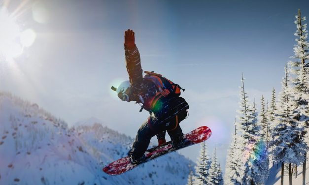 Winter Fest DLC Heading To Steep
