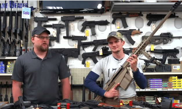 Top Five Guns To Scare The Crap Out Of Your Daughters Boyfriend's