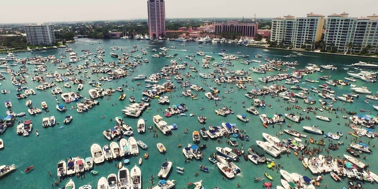 Boca Bash 2017 Was Bashed By The Rain