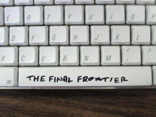 Check Out The Chef's Keyboard!