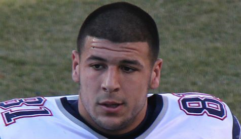 Aaron Hernandez Dealt Setback By Eye Witness In Double-Murder Trial