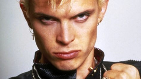 Billy Idol: VH1 Behind The Music