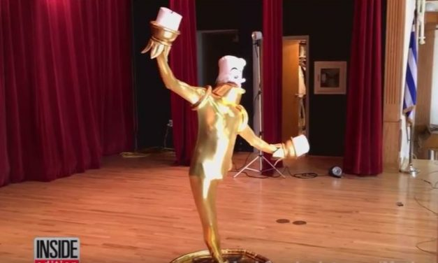 Paralympian with One Leg Wins Best Halloween Costume