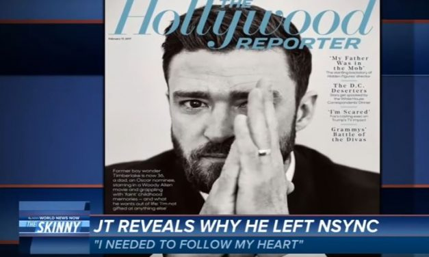 Justin Timberlake Reveals Why He Left *NSYNC