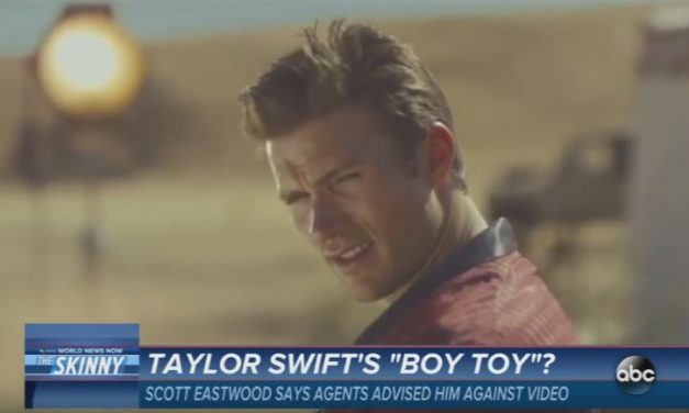 Scott Eastwood's Agent Advised Him Against Being in Taylor Swift's Music Video