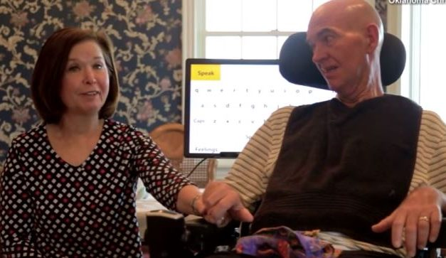 College Project Gave Man With ALS His Life Back
