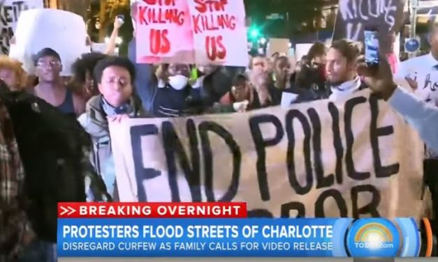 Charlotte police shooting: Protests mostly peaceful