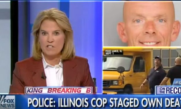 Illinois Hero Cop Staged His Own Death