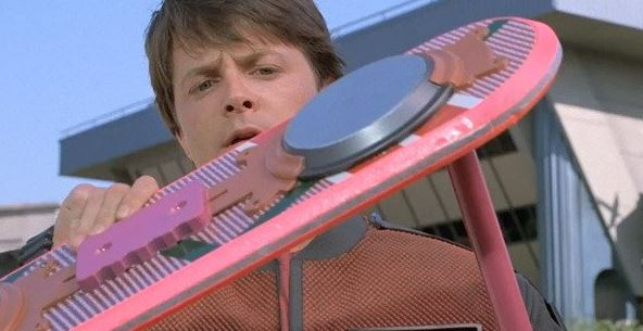 It's Back To The Future Day & We Finally Have Hoverboards