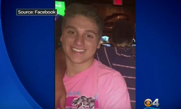 911 Audio: Mother Feared For Son's Safety Before Deadly Face-Biting Attack