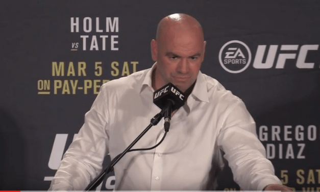 Dana White Does 180, Says Mayweather vs. McGregor Is Going To Happen