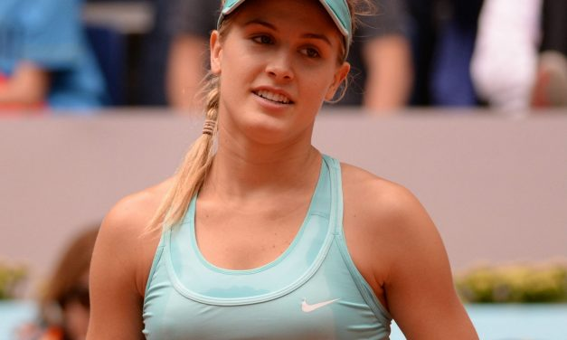 Guy Asks Out Hottie Tennis Star Genie Bouchard On Twitter, Gets Second Date Too