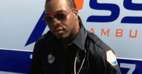 Qwasi Reid An EMT Suspended From Work