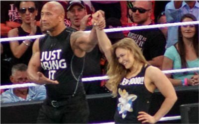 Why UFC Fraud Ronda Rousey Is Perfect For WWE