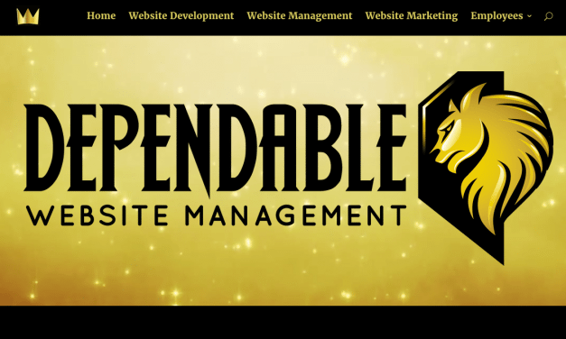 Dependable Website Management Client Promotions!!!