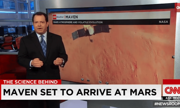NASA Spacecraft Has Reached Mars After Ten Months Travel Time