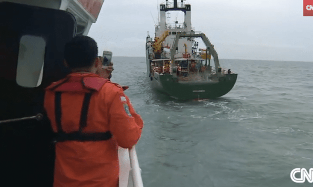 Join the Search for Parts of AirAsia 8501