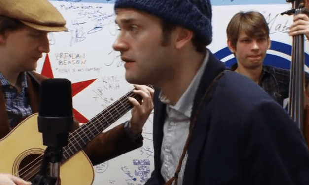 """Punch Brothers Do an Awesome Cover of """"Just What I Needed"""""""