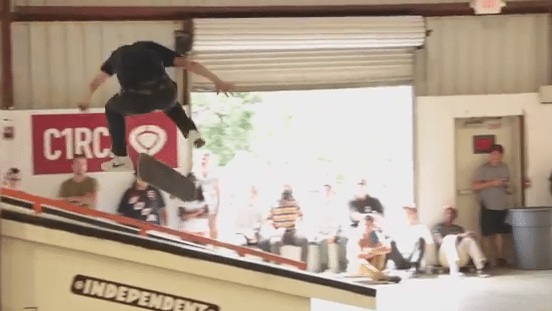 Watch Yoshi Tanenbaum Win the Damn Am Atlanta
