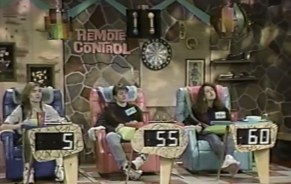 Remote Control – MTV Game Show