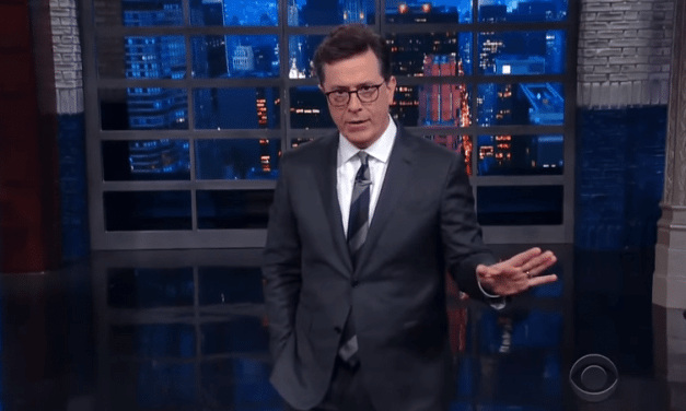 Stephan Colbert Talks About Trump Hating Him