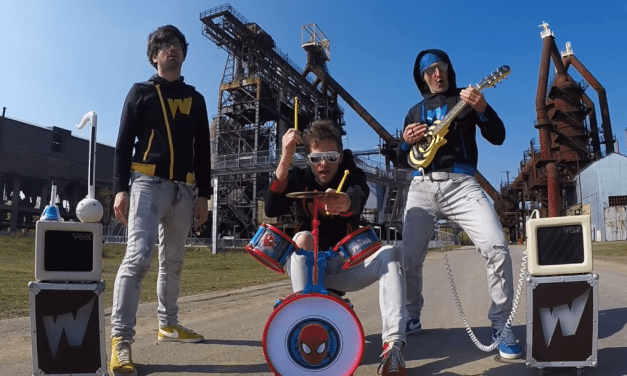 These Dudes Jam Rage Against the Machine on Kid's Toys