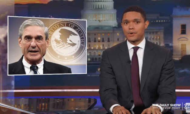 Daily Show – A Special Prosecutor Steps In