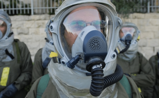 Who Used Chemical Weapons in Syria?