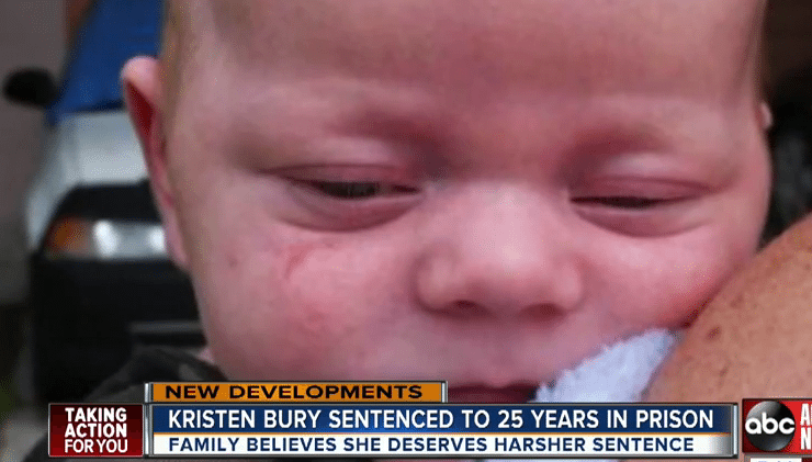 Slain Baby Chance Mother Takes Plea Deal With Testimony.