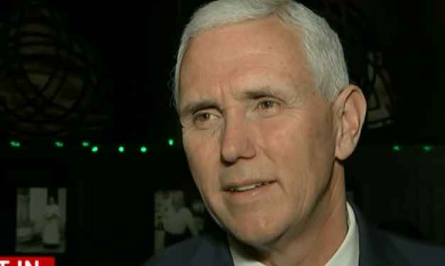 Pence Defends Private Email Use