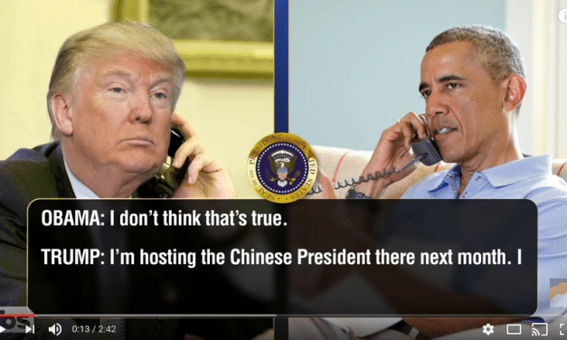 Trump And Obama Talk About Microwaves