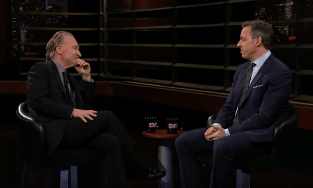 Real Time With Bill Maher: Jake Tapper Interview