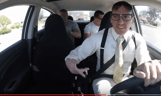 Nerdy Uber Driver Surprises Passengers With His Talent: Ollie B
