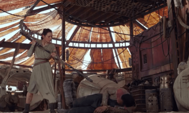 The Force Awakens: A Bad Lip Reading