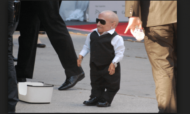 Verne Troyer AKA (mini-me) Hospitalized For Alcohol Addiction