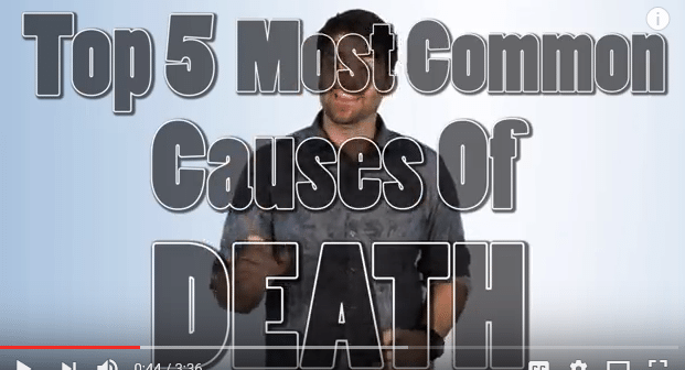 Top Five Most Common Causes of Death