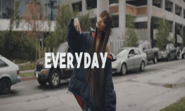 Ariana Grande featuring Future – 'Everyday'