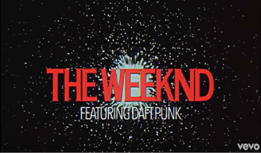 The Weekend – 'I Feel It Coming' Music Video