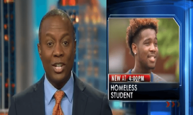 Homeless Student Bikes Six Hours To College Campus