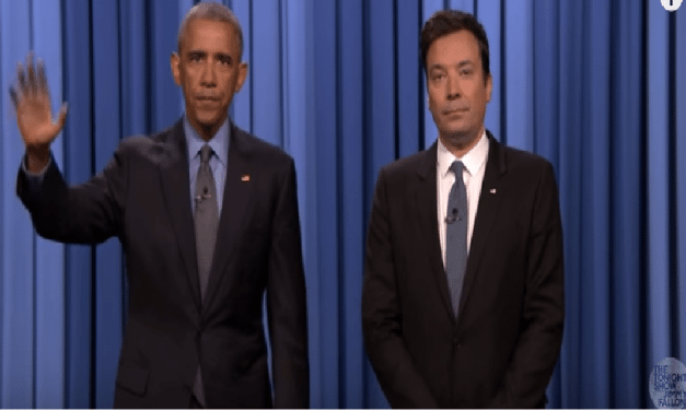 President Obama's Slow Jam With Jimmy Fallon