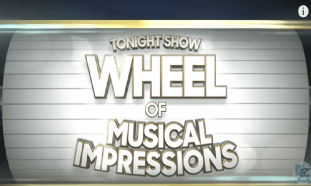 The Wheel Of Musical Impressions With Celine Dion