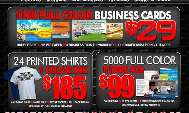 Black Friday Sale at Xpress Color Copy