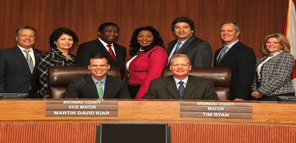 Broward County Commissioners Pass Pot Proposal