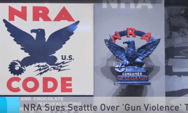 NRA Sues Seattle Over 'Gun Violence' Tax
