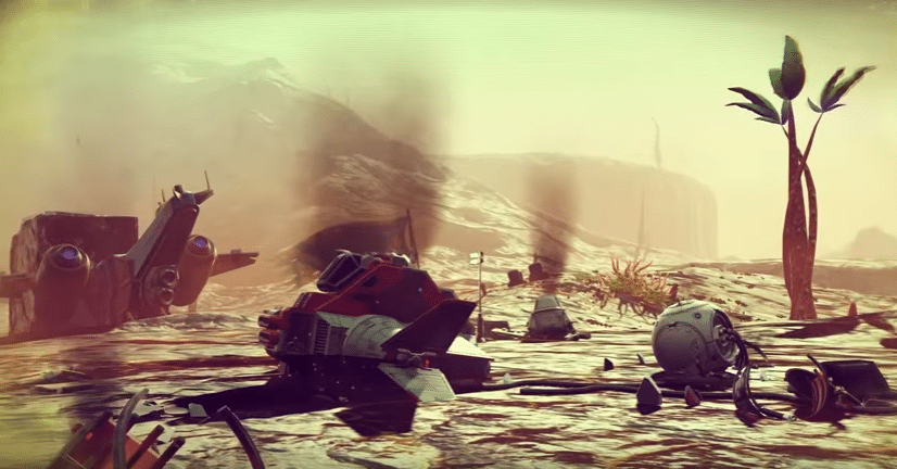 No Man's Sky out on PS4- Video God