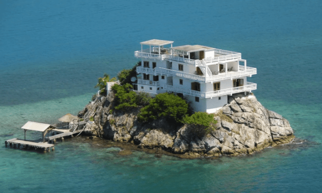 Homes Built For The Zombie Apocalypse