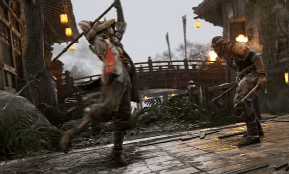 for honor brings us the nobushi, valkyrie, and lawbringer - video god